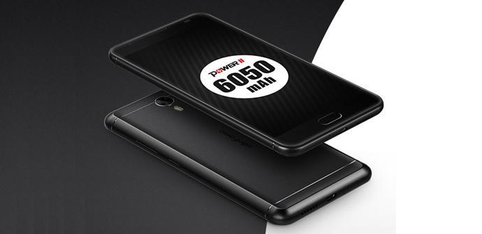 Ulefone Power 2, un smartphone con batería de 6050 mAh