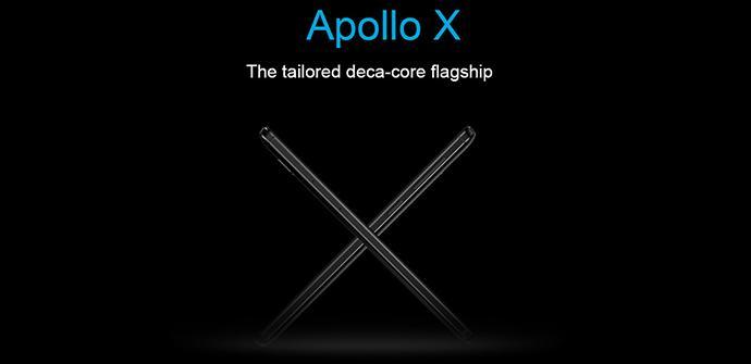 Vernee le da una vuelta de tuerca al diseño Apollo con su nuevo Apollo X