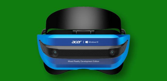 Microsoft trabaja en un sistema de realidad virtual mixta para 2018