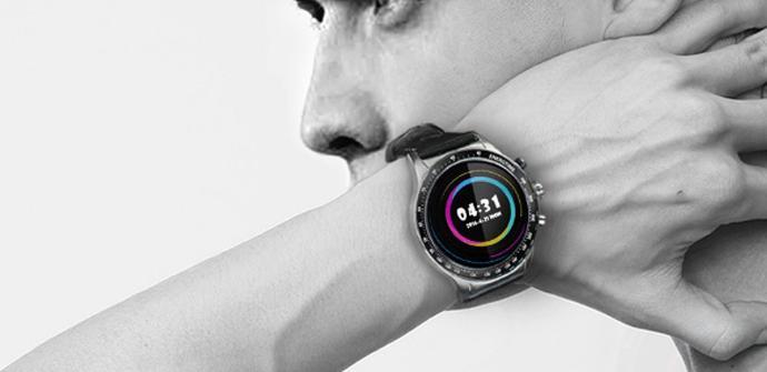Analizamos el Smartwatch Y3, un smartphone Android con forma de reloj