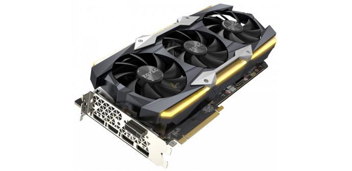 Zotac anuncia su nueva tarjeta gráfica GTX 1080 Ti AMP Extreme