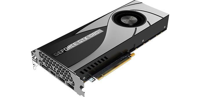 Desveladas las frecuencias de las nuevas Zotac Geforce GTX 1080 Ti