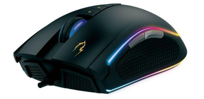 Gamdias Zeus P1 RGB: Gran personalización en dos frentes