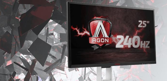 Ver noticia 'AOC Agon AG251FZ'