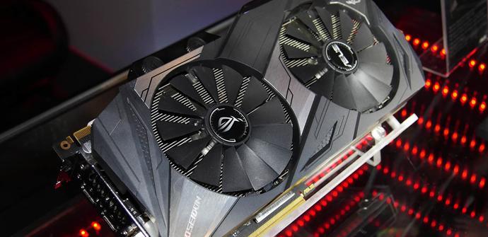 Asus presenta su nueva ROG Poseidon GTX 1080 Ti con refrigeración híbrida