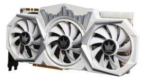 La nueva GALAX Geforce GTX 1080 Ti HoF es una mala bestia