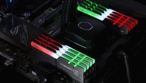 Las G.Skill Trident Z RGB DDR4-3333 son las memorias RGB más rápidas