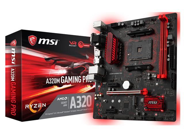 Ver noticia 'MSI sigue lanzando placas base para el socket AM4 y chipset A320'