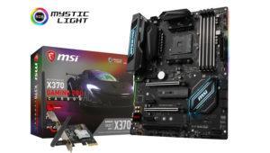 MSI expande su catálogo de placas AM4 con cinco nuevos modelos