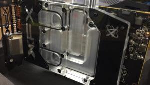 Suben una Radeon RX 580 hasta los 1,5 GHz con una refrigeración líquida