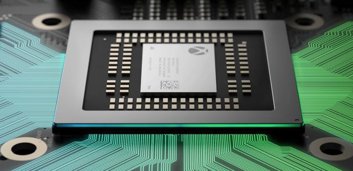Radeon RX 590 Project Scorpio