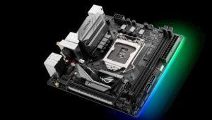 Asus anuncia dos nuevas placas base mini ITX de la serie ROG Strix