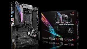 Asus presenta otra placa base para AM4 en la gama ROG Strix