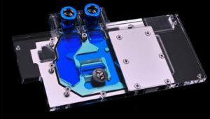 BYKSKI propone un nuevo bloque de agua para la Sapphire RX 580 NITRO+