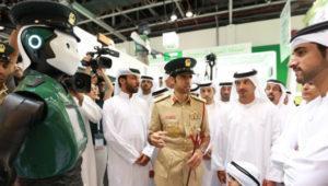 En Dubai ya experimentan con robots policías totalmente autónomos