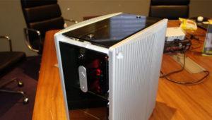 Streacom muestra en el Computex su nuevo prototipo de caja, la DB6