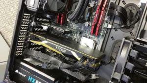 Aparece una foto de la supuesta NVIDIA Titan Volta: ¿Cuándo llegará?