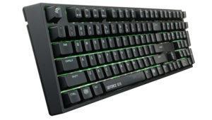 Si eres fan de Nvidia, querrás tener este teclado mecánico de Cooler Master