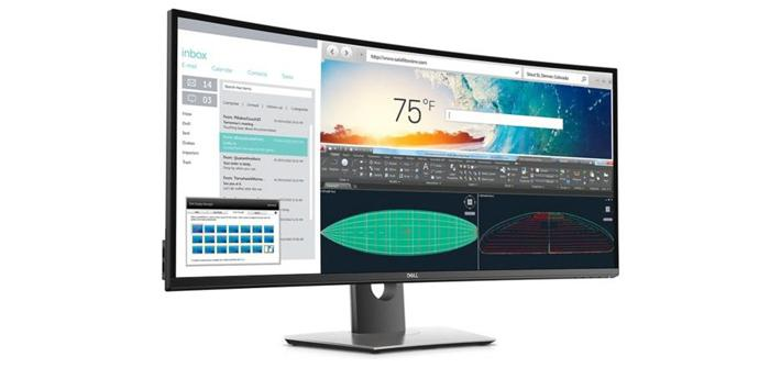 Ver noticia 'Dell U3818DW, un monitor ultra panorámico con resolución