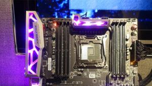 """Actualización del llamado """"VRM Disaster"""" en la plataforma Intel X299"""