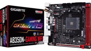 Ya está aquí la primera placa base mini ITX para AMD AM4 por Gigabyte