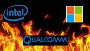 Se avecina una guerra de patentes entre Intel y Microsoft, y sería dura
