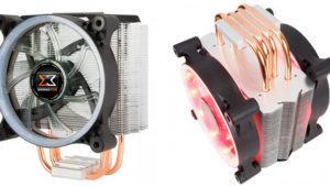 Xigmatek Whiz, disipador barato y eficiente para procesadores modernos