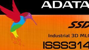 ADATA lanza  sus nuevos discos sólidos industriales ISSS314