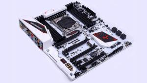 Colorful también lanza una placa base para el socket Intel LGA 2066