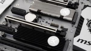 EK WaterBlocks lanza un disipador pasivo para SSDs en formato M.2