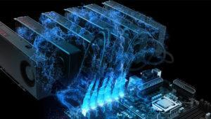 MSI lanza una BIOS específica para minado de criptomonedas