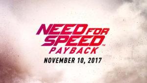 Need for Speed: Payback tendrá mejores gráficos si lo precompras