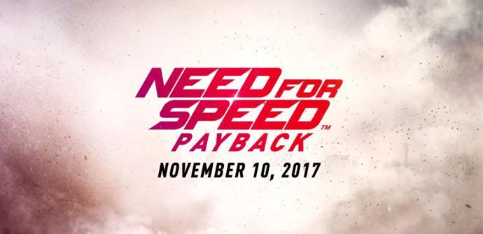 Ver noticia 'Need for Speed: Payback tendrá mejores gráficos si lo precompras'