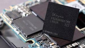 SK Hynix comienza la producción en masa de su memoria de 72 capas