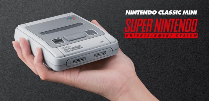Ver noticia 'Nintendo SNES Mini: problemas de stock y cancelación de reservas'
