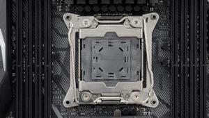 No necesitas cambiar de disipador si pasas de Intel LGA2011 a LGA2066