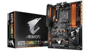 ¡AVISO! La última Bios de las AX370 Gaming K7 puede dañar tu procesador
