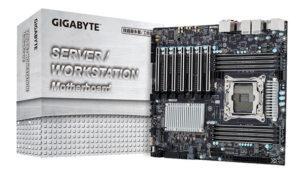 Gigabyte ya ofrece placas para procesadores Xeon Skylake