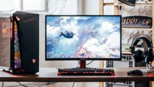 El nuevo ordenador de escritorio MSI Infinite A ya está disponible para compra
