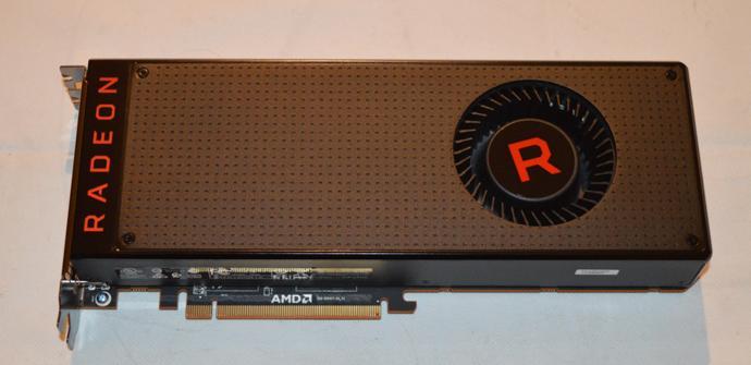 Ver noticia 'AMD Radeon RX Vega 64, análisis completo y comparativa'