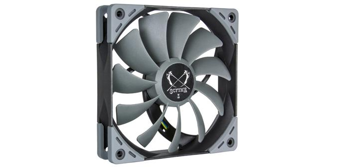 Ver noticia 'Scythe presenta sus ventiladores Kaze Flex 120 PWM Premium'