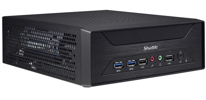 Ver noticia 'El nuevo Shuttle H110G te permitirá instalar una gráfica dedicada dentro de él'