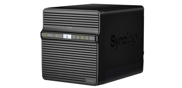 Ver noticia 'Synology DS418j, nuevo NAS doméstico de 4 bahías de alto rendimiento'