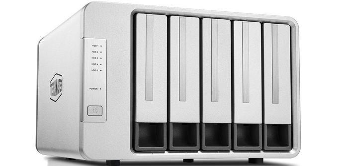 Ver noticia 'Análisis: Terramaster D5-300C, un DAS para hasta cinco discos'
