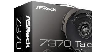 También ASRock ha presentado sus nuevas placas con chipset Z370