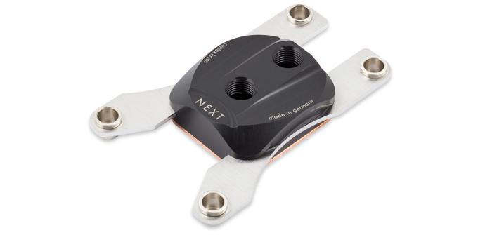 Ver noticia 'El nuevo bloque Cuplex Kryos NEXT TR4 de Aqua Computer salta a escena'