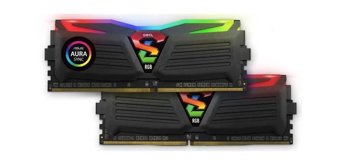 Ver noticia 'GeIL anuncia sus nuevas memorias DDR4 Super Luce RGB Sync'