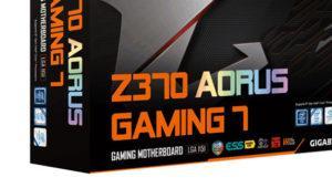 Gigabyte es el primer fabricante que presenta sus placas con chipset Z370