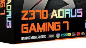Aparecen las primeras imágenes de las placas Gigabyte Aorus Z370