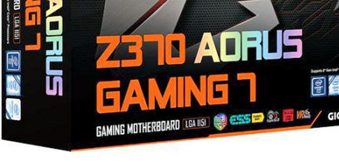 Ver noticia 'Aparecen las primeras imágenes de las placas Gigabyte Aorus Z370'
